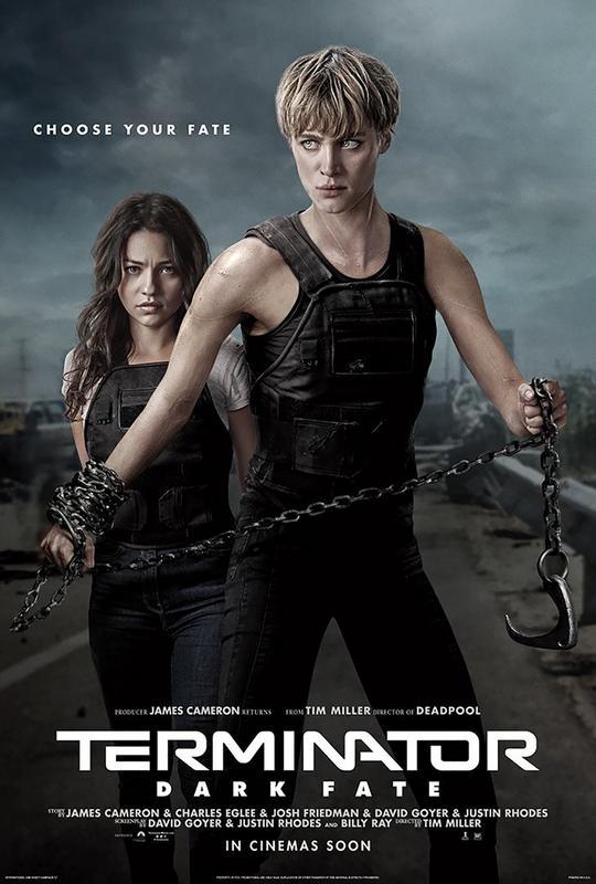 Trailer Baru Terminator Dark Fate