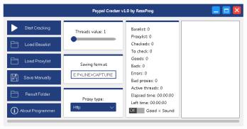 Paypal Cracker v1.0