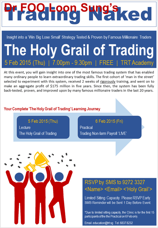 2015 02-05 – Holy Grail Trading – Preview Session