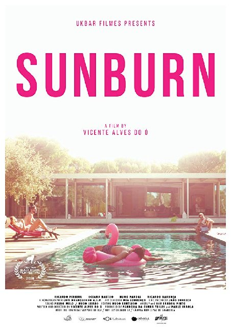 Sunburn 2018 Movie Poster