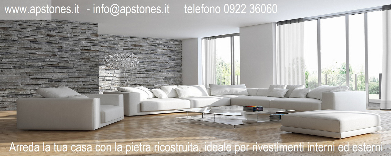 I pavimenti sono costituiti da piastrelle in ceramica ci colore marrone scuro, le pareti s Rivestimento Parete Pietra Da Rivestimento Per Interni Ed Esterni Ecopietra Ebay