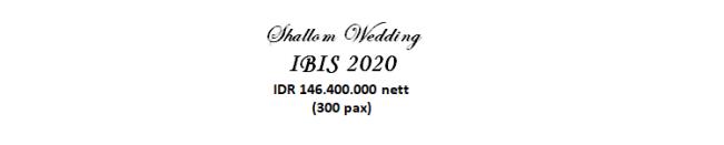 paket pernikahan jakarta lengkap ibis harmoni murah dengan vendor berpengalaman