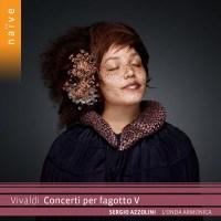 Sergio Azzolini - Vivaldi - Concerti per fagotto Vol. V (2021) [Official Digital Download 24bit/88,2kHz]