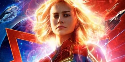 Captain Marvel Torrent indir