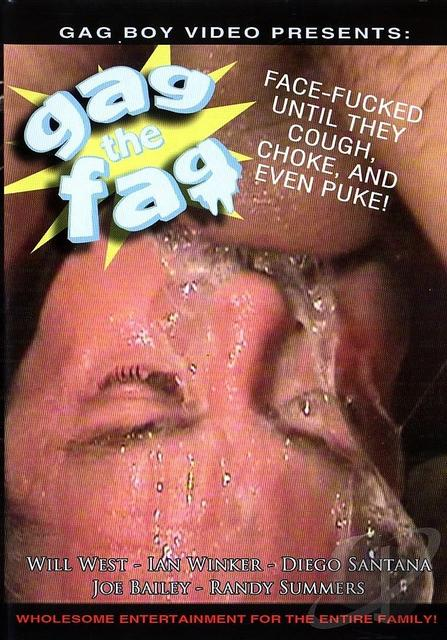 Gag The Fag Vol. 1