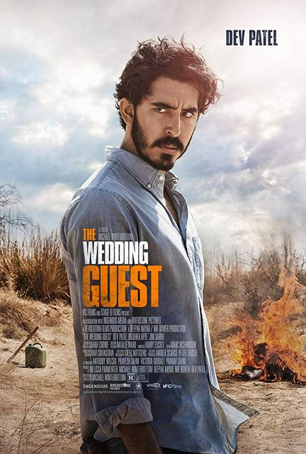 The Wedding Guest 2019 Movie Poster