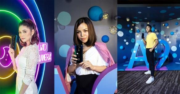 Oppo A9 2020 Ambassadors