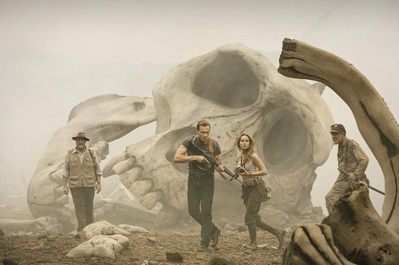 Review Kong Skull Island