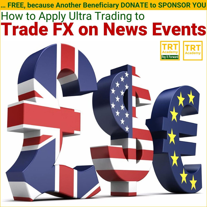 Yes! Send Me the Video – How to Apply Ultra Trading to Trade FX on News Events