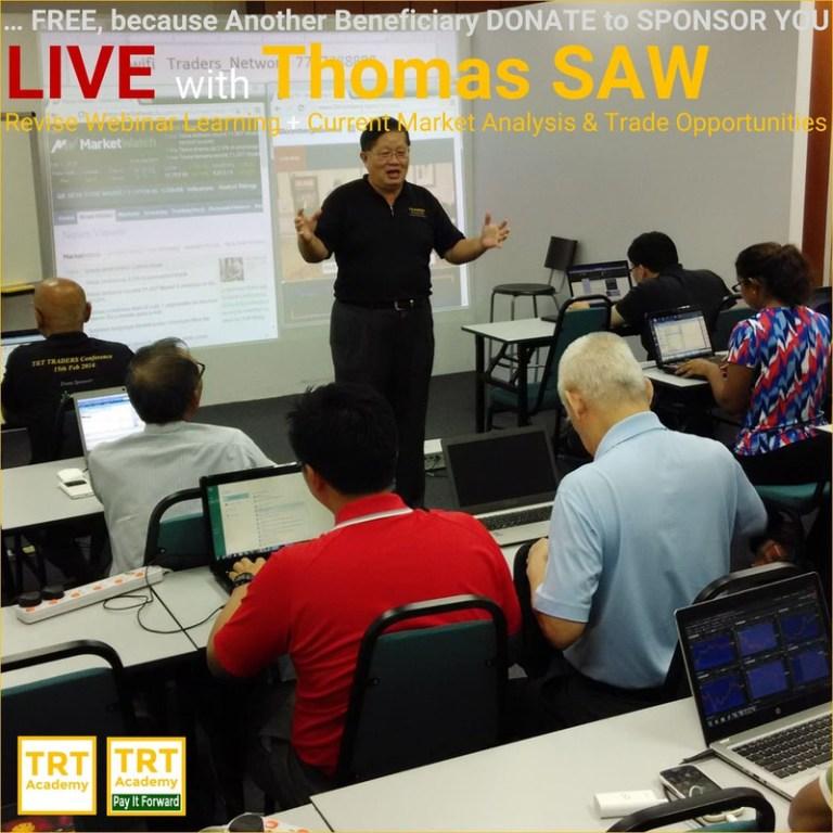 3 November 2018 – LIVE with Thomas SAW
