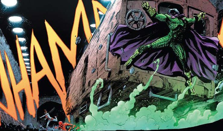 Siapakah Mysterio
