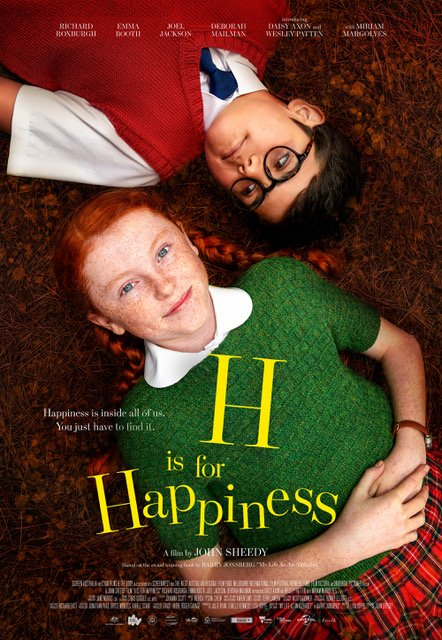 H Is For Happiness 2020 Movie Poster