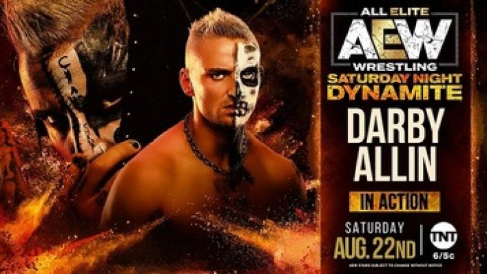 AEW Dynamite Sat Night 22 08 2020