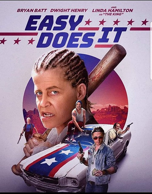 Easy Does It 2020 Movie Poster