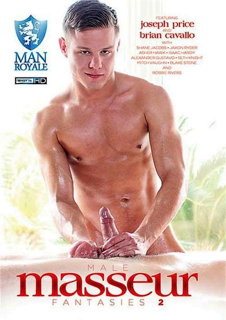 Male Masseur Fantasies vol.2