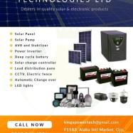 KingsPower Technologies Ltd
