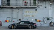 Porsche-Taycan-on-USS-Hornet-1