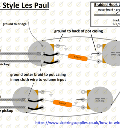 50s les paul wiring diagram easy wiring diagam for 50s style les paul [ 1020 x 800 Pixel ]