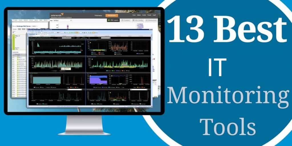 13 Best IT Monitoring Tools