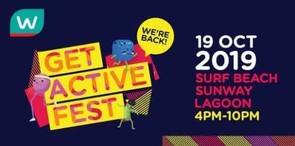 Watson Get Active Fest 2019