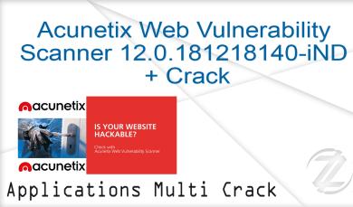 Acunetix Web Vulnerability Scanner 12.0.19051514 Full Crack