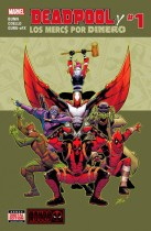 Deadpool & The Mercs for Money [10/10] Vol 2