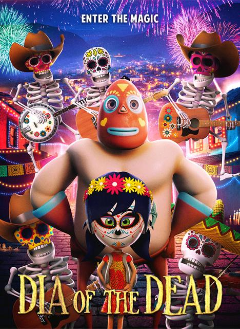 Dia Of The Dead 2019 Movie Poster
