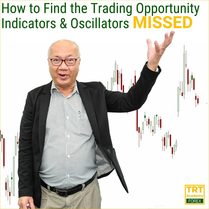 [LIVE @ TRT Academy]  How to Find the Trading Opportunity Indicators And Oscillators MISSED