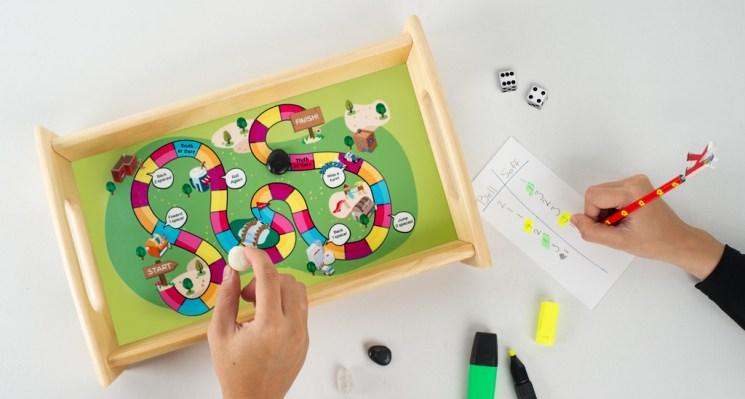 board game barang bekas