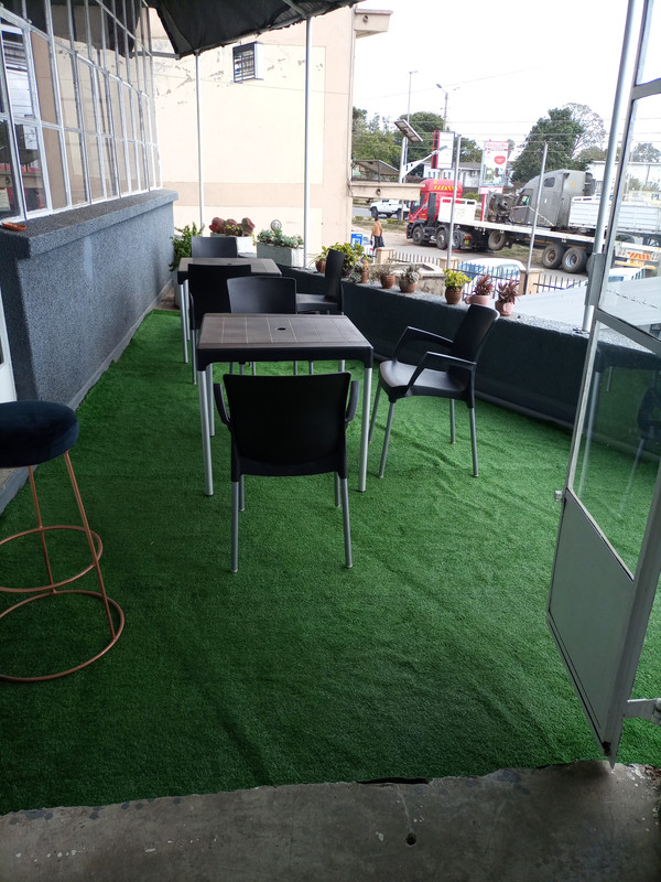Terrace, Coffee Culture Blantyre