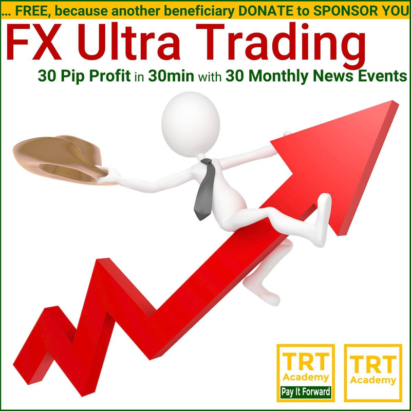 2016 05-25 – FX Ultra Trading – 30 Pip Profit in 30min with 30 Monthly News Event
