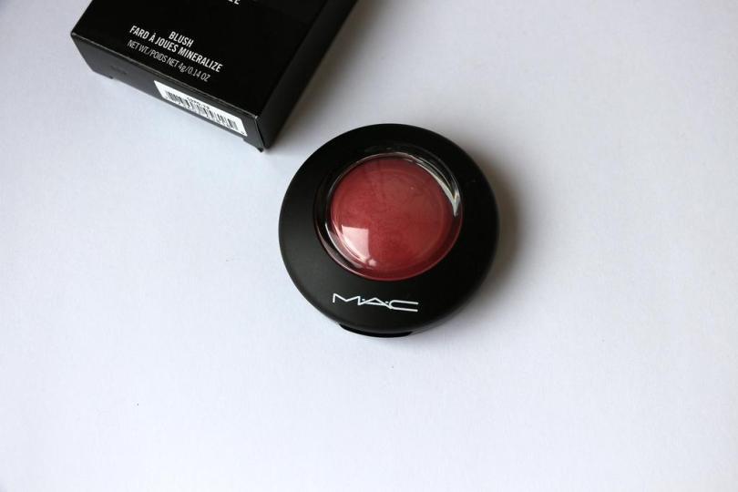 Zeer MAC – Mineralize Blush – Happy Go Rosy – BeautyGlow &VS65