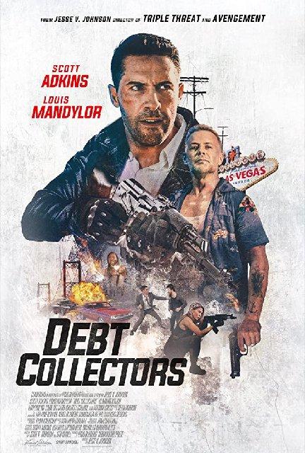 Debt Collectors 2020 Movie Poster