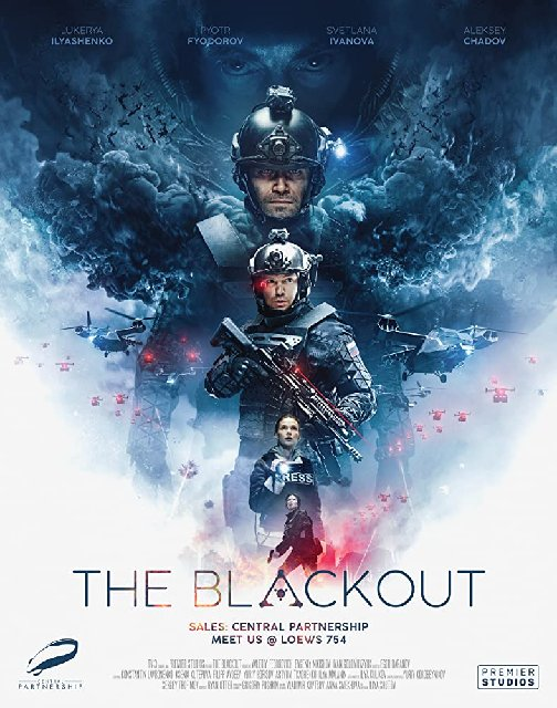 The Blackout 2020 Movie Poster