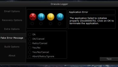 Dracula Logger