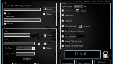 Saddam Crypter