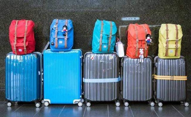 bagasi terlebih muatan