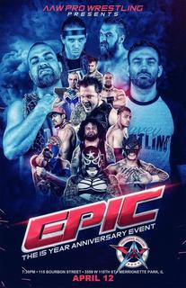 AAW EPIC The 15th Anniversary