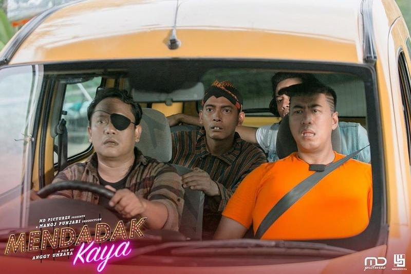 Review Mendadak Kaya
