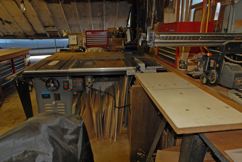 Grizzly Cast Iron Router Table