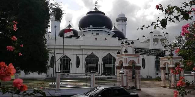 masjid di acheh