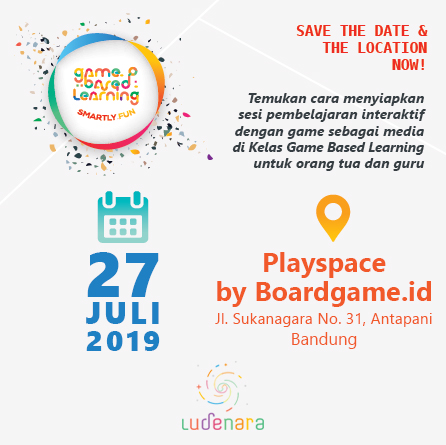 poster Kelas Game Based Learning
