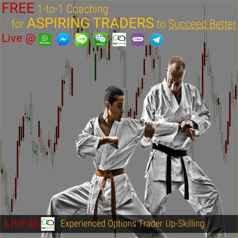 [FREE 1-to-1 Coaching] 2020 April – Experienced Options Trader Up-Skilling