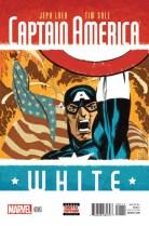 Capitan America White [6/6] Español | Mega