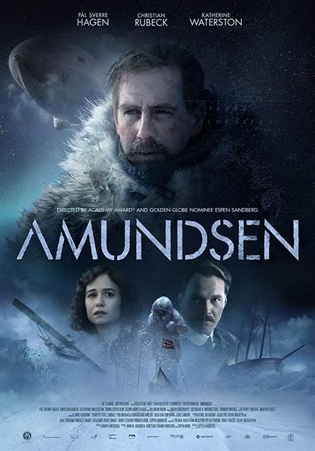 Amundsen 2019 Movie Poster