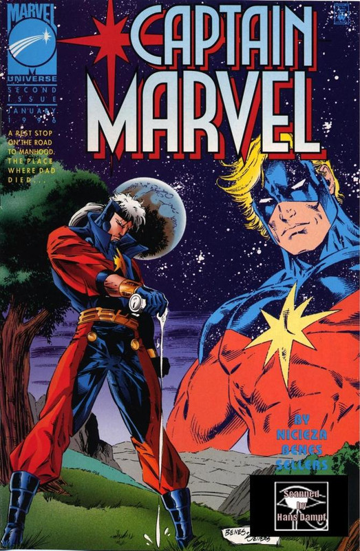 captain marvel vol 3