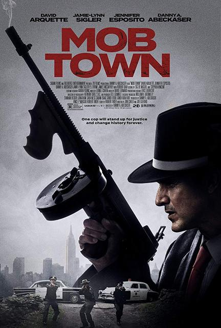 Mob Town 2019 Movie Poster