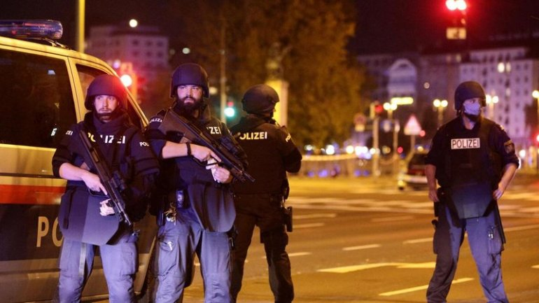 Austria Terror Attack, Img Src: The National News