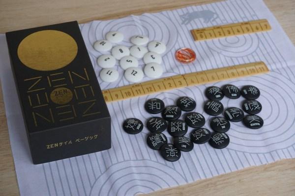 Zen Tiles komponen