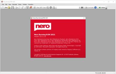 Nero Burning ROM / Nero Express 2021 v23.0.1.14 (x86/x64) Multilingual Portable